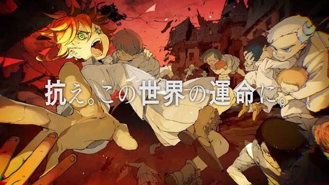 abva - 《约定的梦幻岛》动画化PV公开