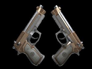 "weapon elite aq dualberettas cartel light large.52ed24116db8a7254a366ea9f4f49b3ceff9eed3 300x225 - ""野火大行动""武器箱"