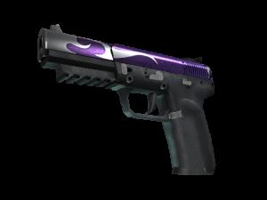 weapon fiveseven gs fiveseven hot rod violet light large.66cb3d6336f4ea07a7f4ebbd3192c59f0afca3fc 300x225 - 命悬一线武器箱