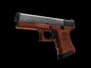 "weapon glock gs glock18 award light large.198c0dc5630970b1f3bbcb307a1318745ca006e7 300x225 - ""野火大行动""武器箱"