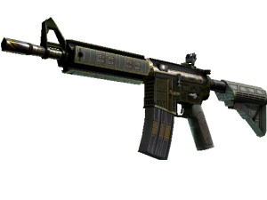 """weapon m4a1 gs m4a4 pioneer light large.2dcc4c93ad184179e34b9359090d7398718d36e4 300x225 - """"野火大行动""""武器箱"""