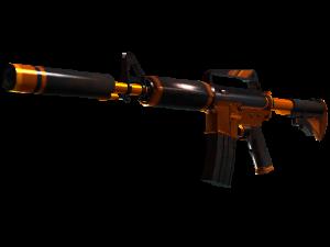 weapon m4a1 silencer am m4a1 s alloy orange light large.82bd272d0256f17eb86029a8d1411c4e5bf2bc9c 300x225 - 猎杀者武器箱