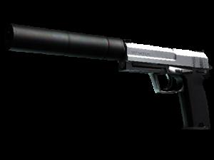 weapon usp silencer aq usp stainless light large.3f6edb8ebd4138742504859e0d3e7c51a23c39db 300x225 - CS:GO 3 号武器箱