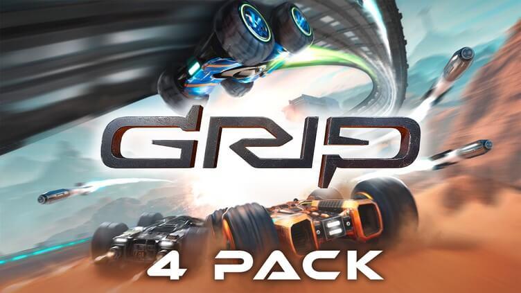 316e87c6 e706 4462 a40d 908d00883414 - GRIP:Combat Racing 4 Pack | fanatical