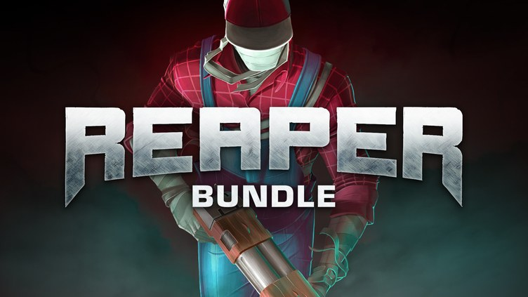 d97047d1a91e - Reaper Bundle | Steam游戏套装 | Fanatical