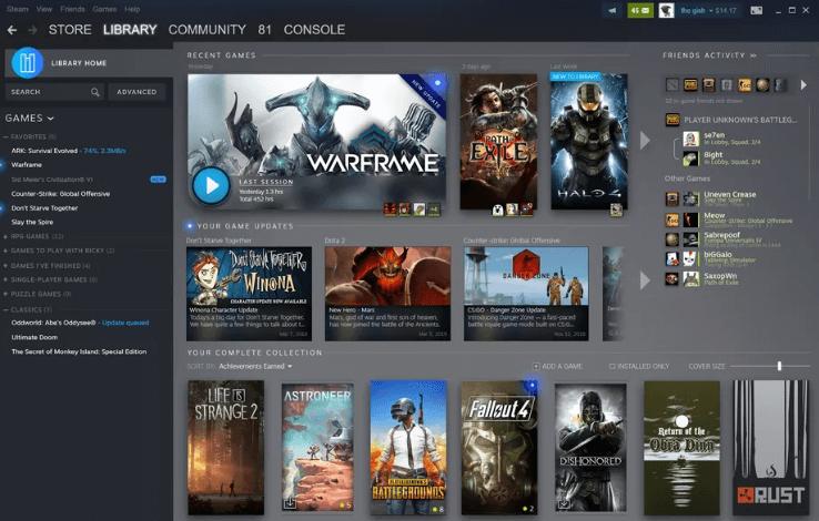 stegameskins 2019.03.22 11h16m28s 009  - Valve重新设计Steam游戏库